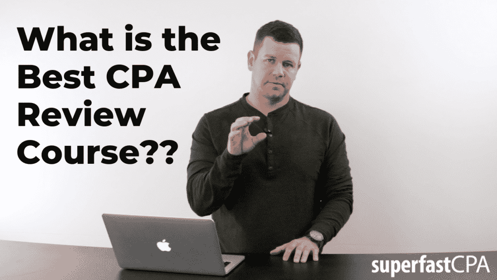 best cpa review course