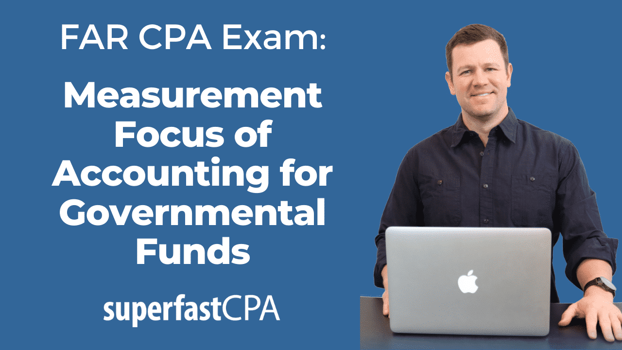 measurement focus of accounting governmental funds