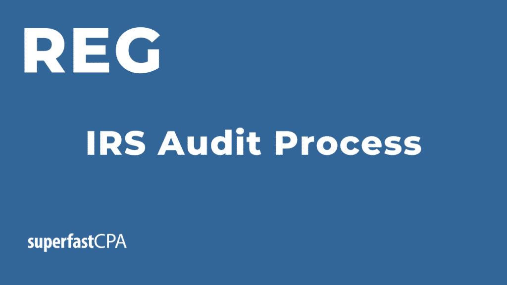 irs audit process