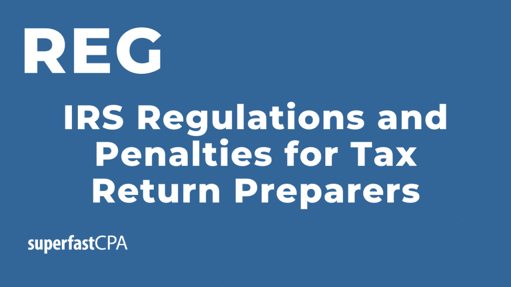 """Tax return preparers are required to obtain a preparer tax identification number (PTIN). Signers and non-signer preparers are subject to this requirement. The definition of a tax return preparer (TRP) is: """"Any person who prepares for compensation, or who employs one or more persons to prepare for compensation, all or substantial portion of any return of tax or any claim for refund of tax under the Internal Revenue Code."""" This includes anyone who prepares any federal income tax returns, and estate and gift tax returns, and is paid to do so. Being compensated is key. One layperson helping their mom do her taxes in TurboTax is not considered a preparer. Keep in mind it includes anyone who prepares a """"substantial portion"""" of the return as well, not just the signing TRP. Tax return preparer penalties If a TRP aids or abets federal tax evasion, then the TRP can be prohibited from working as a preparer, AND face federal criminal prosecution. If a TRP endorses or otherwise negotiates a refund check issued to a taxpayer, this is not allowed and the TRP will pay a fine of $530. So, a TRP cannot endorse and cash a client's refund check, even if for some reason the client asked them to. Understating a taxpayer's tax liability: If the preparer takes unreasonable positions which understate a taxpayer's tax liability, the penalty is the greater of $1,000 or 50% of the income derived by the TRP with respect to the return or claim for refund. Also, if there is understatement due to willful or reckless conduct, the penalty is the greater of $5,000 or 75% of the income derived by the TRP with respect to the return or claim for refund. Failure to furnish a copy to the taxpayer: If the TRP fails to provide the client with a copy of the return, there is a $50 penalty for each instance. Failure to sign a return: A penalty of $50 for each instance of not properly signing a return. Failure to provide PTIN: A penalty of $50 for each failure to provide the TRP's identification number on a ret"""