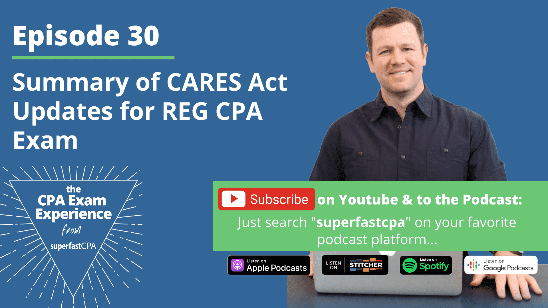 cares act cpa exam