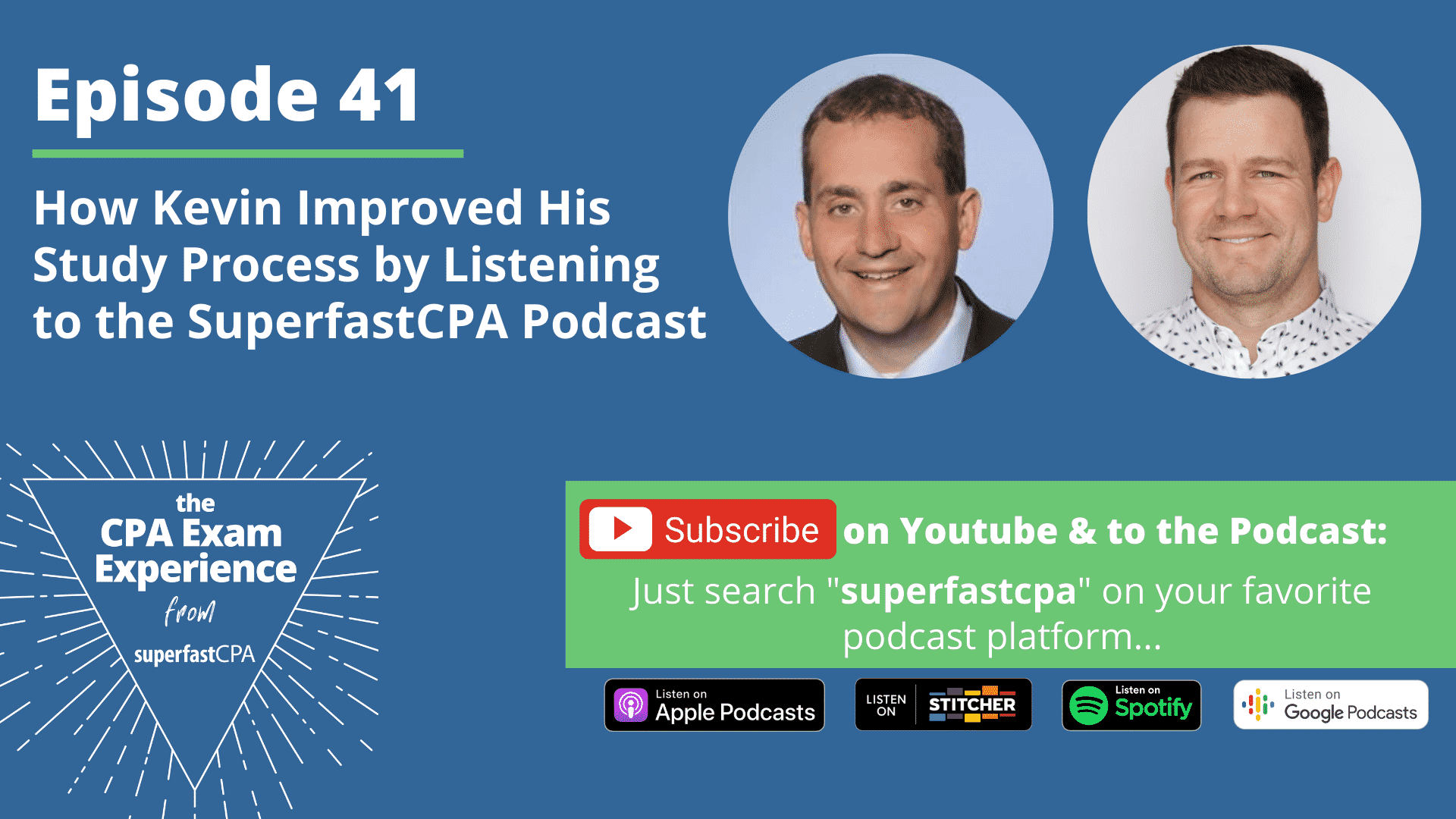 superfastcpa podcast